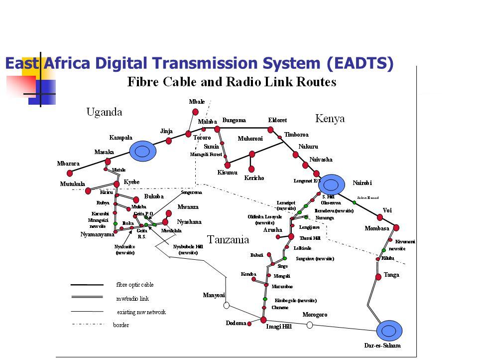 East Africa Digital Transmission System (EADTS)