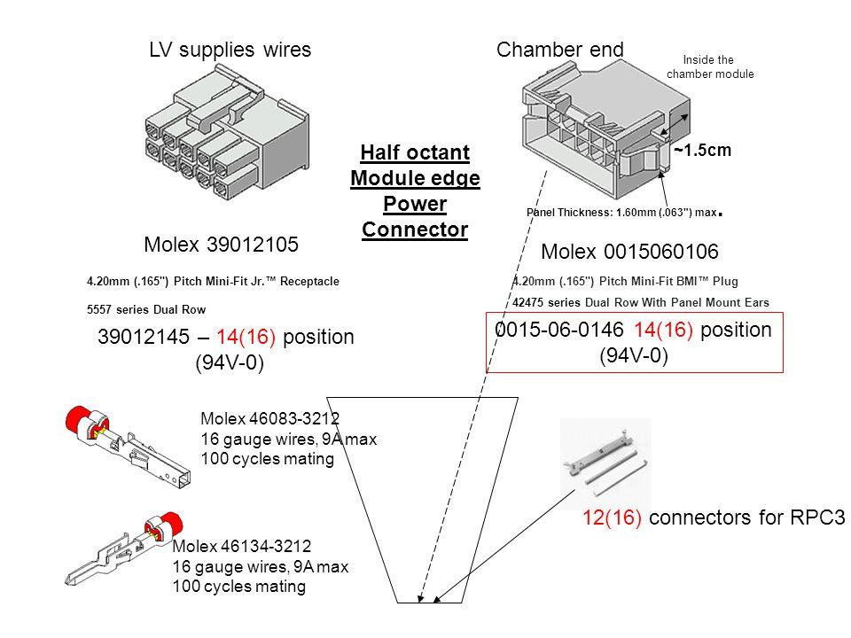 Molex 39012105 Molex 0015060106 4.20mm (.165