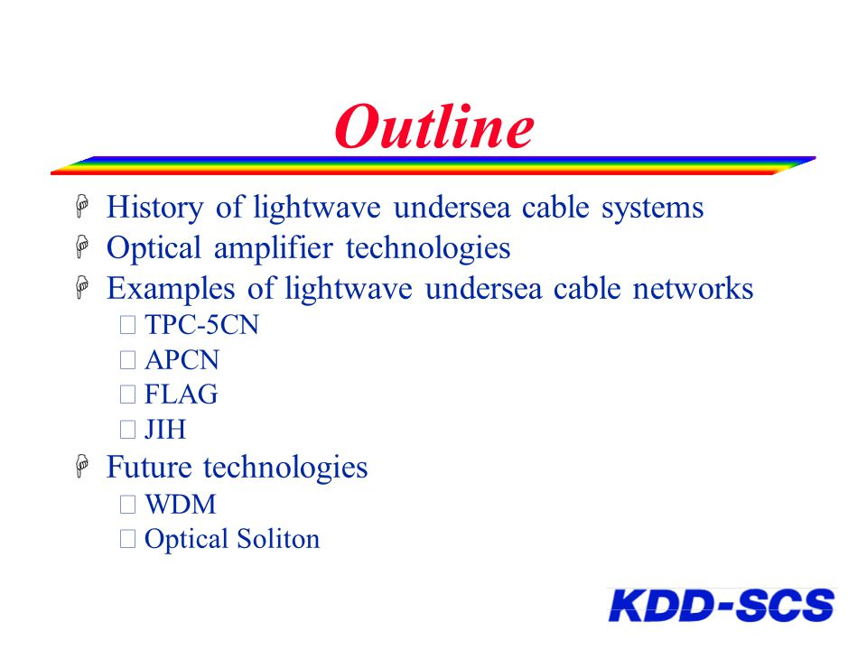 Transmission capacity of the undersea cable systems in the Pacific ocean