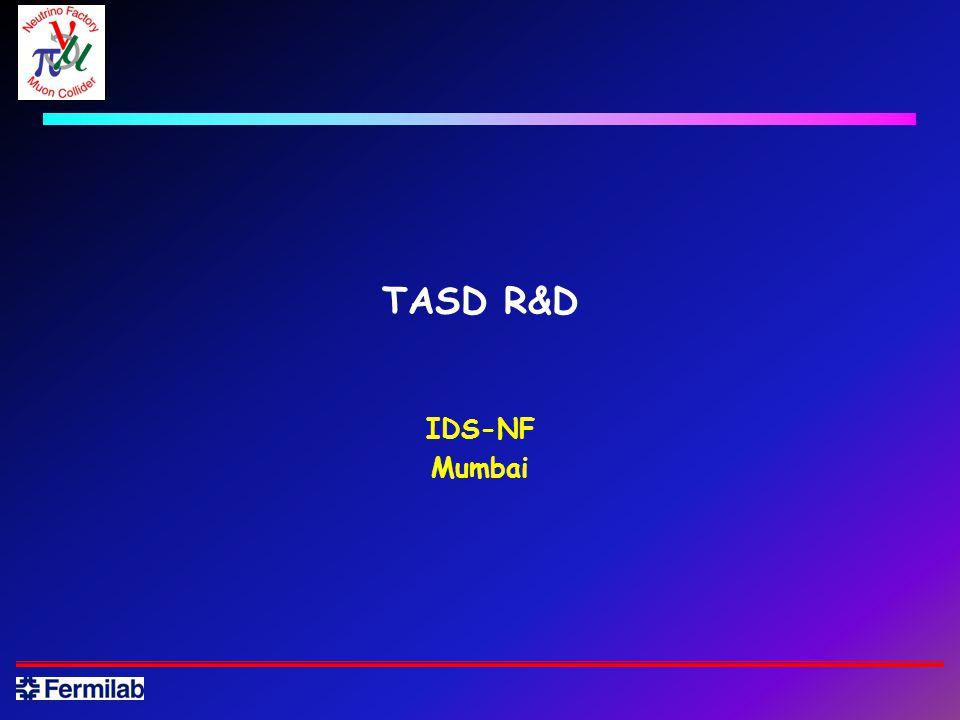 TASD R&D IDS-NF Mumbai