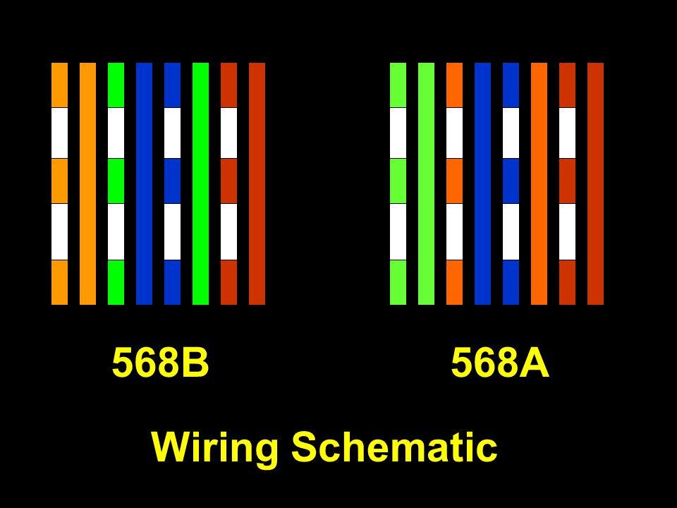 568B568A Wiring Schematic