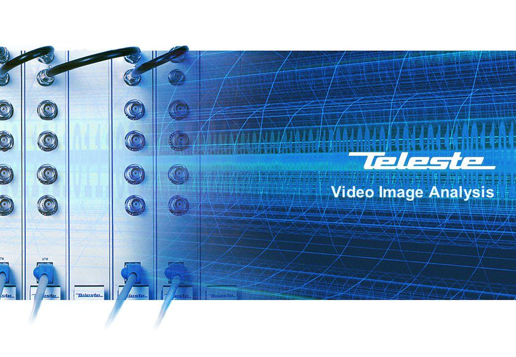 Video Image Analysis