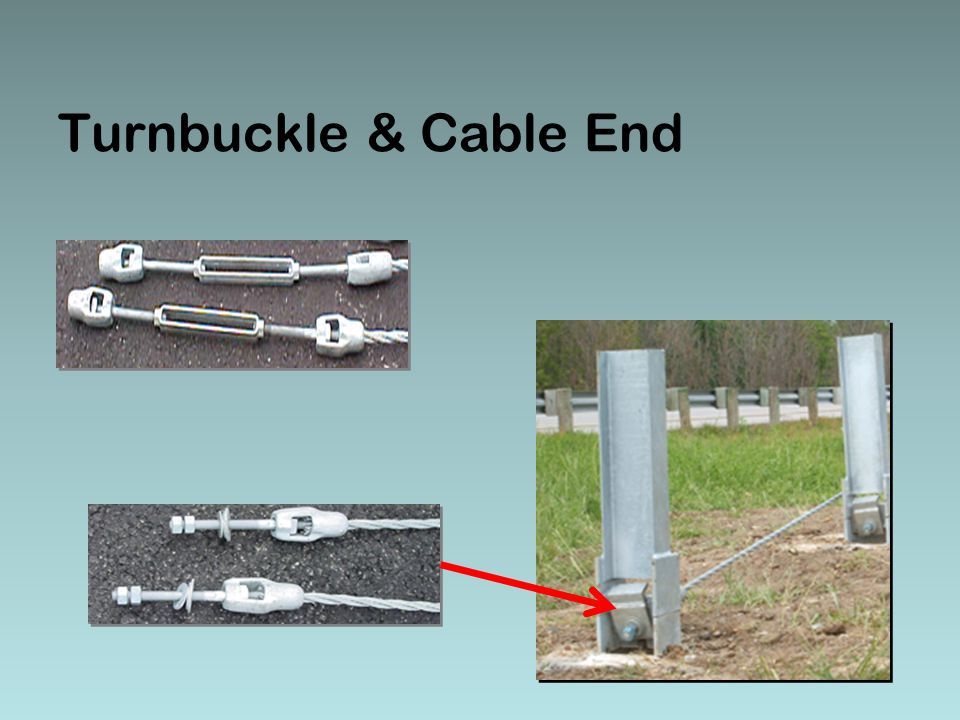 Turnbuckle & Cable End