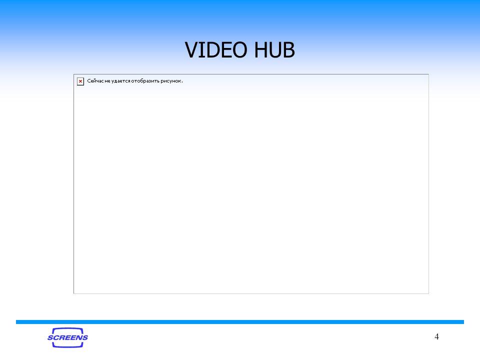 4 VIDEO HUB