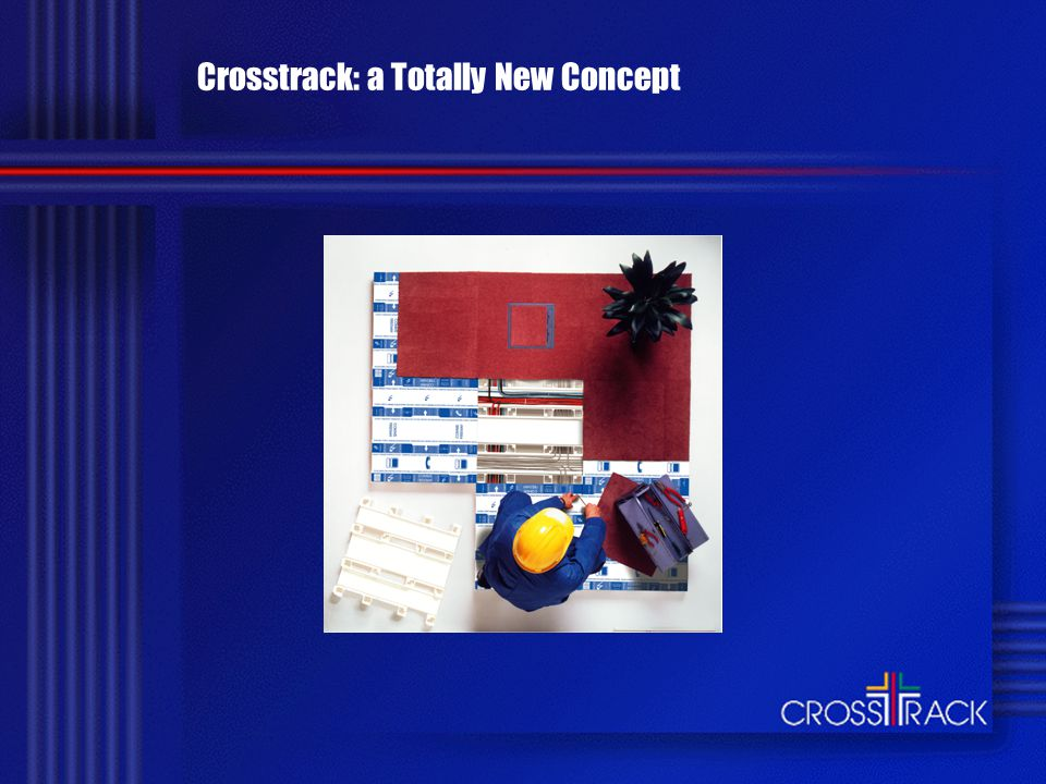 Crosstrack: a Totally New Concept