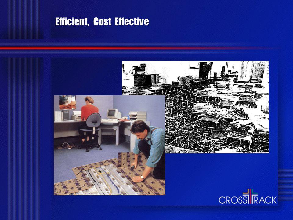 Efficient, Cost Effective