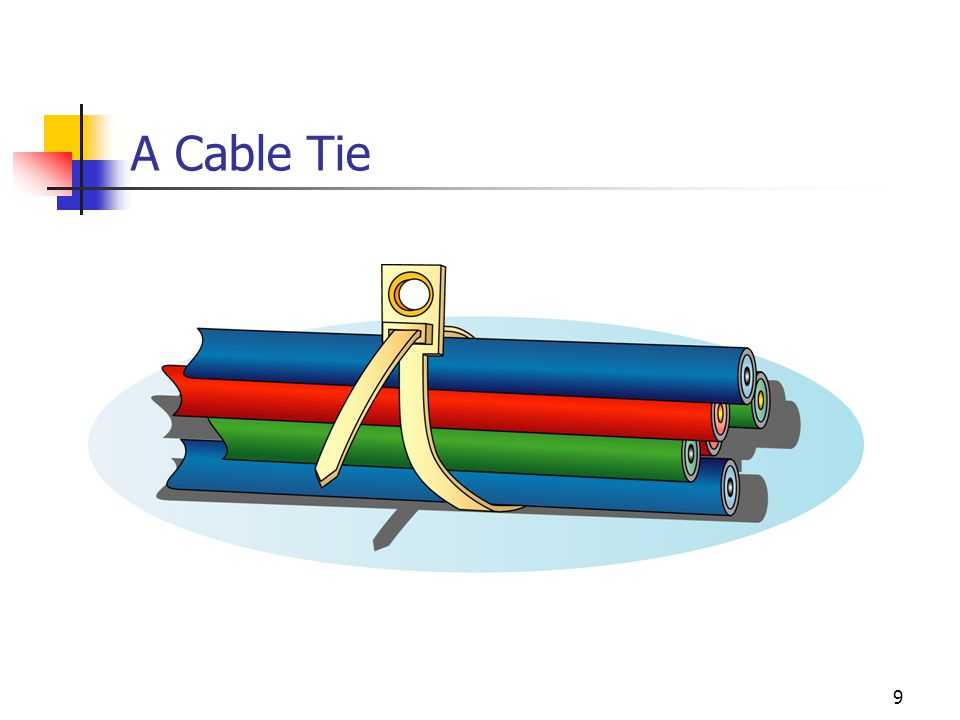 9 A Cable Tie