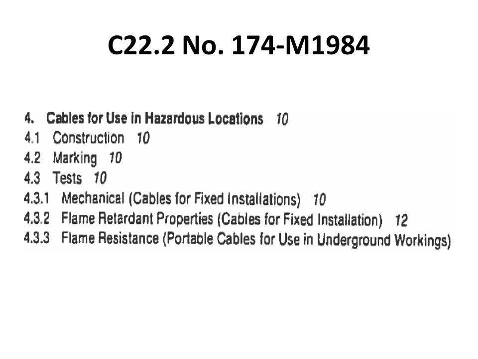 C22.2 No. 174-M1984