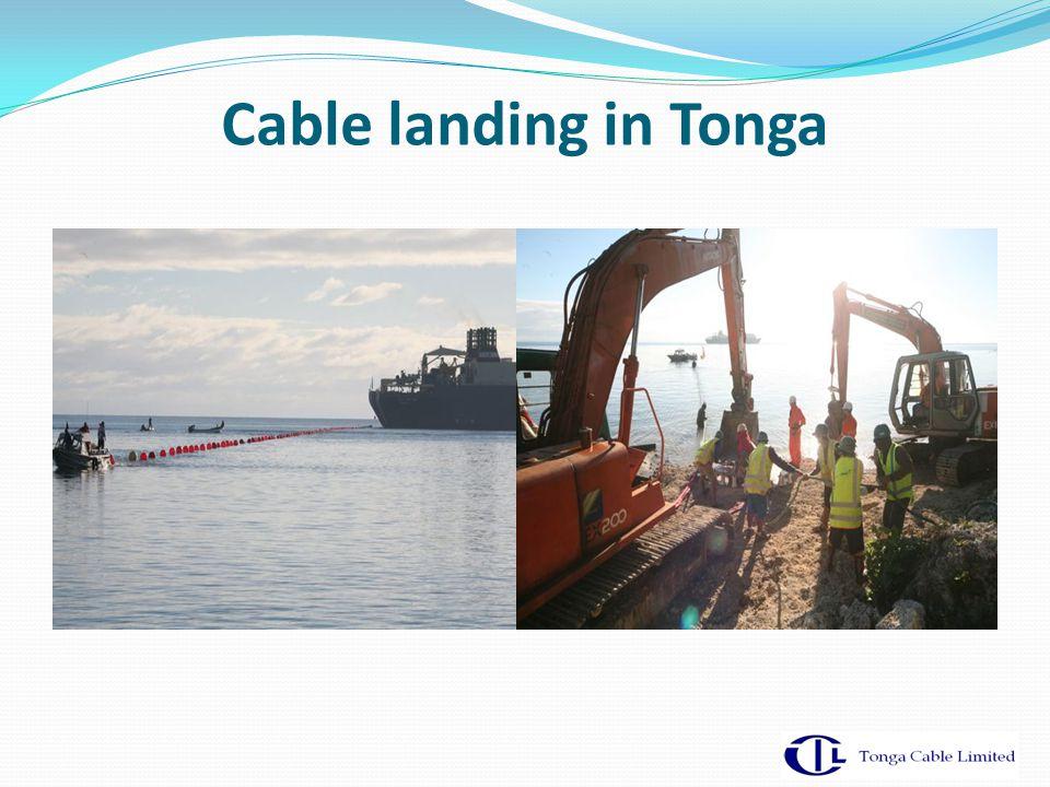 Tonga Landing Station
