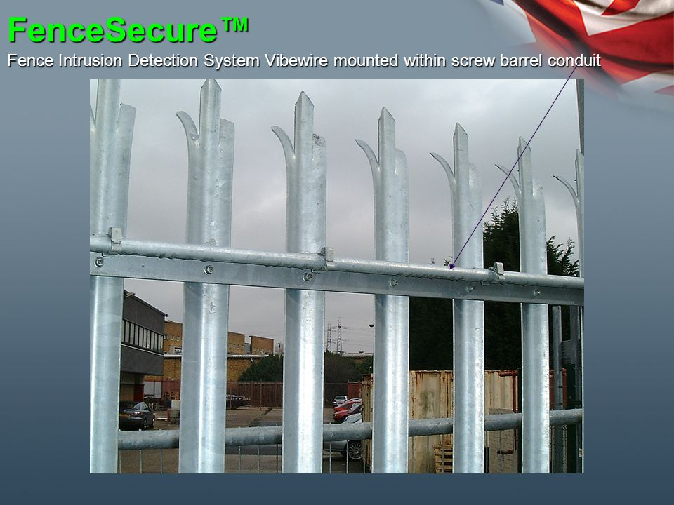 FenceSecure Fence Intrusion Detection System