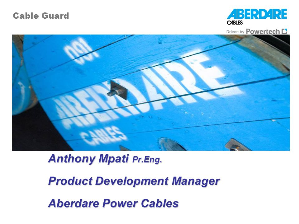 Exclusively available from Aberdare Cables