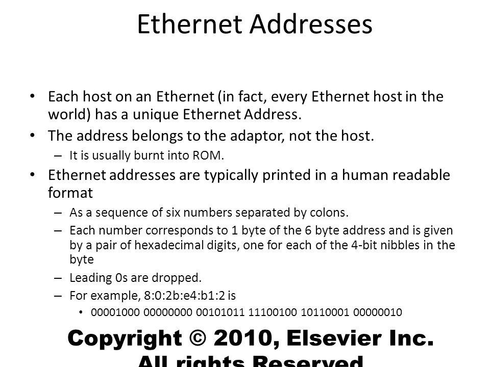 Copyright © 2010, Elsevier Inc.