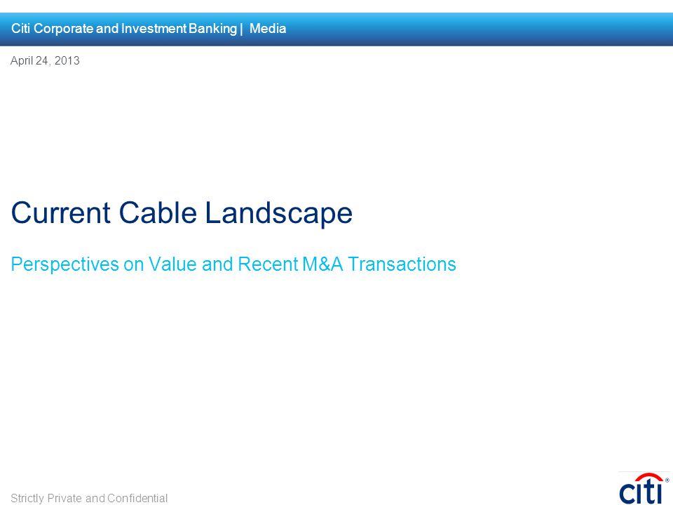 Table of Contents 1.Public Market Update1 2.M&A Market Update13 3.M&A Case Studies a.