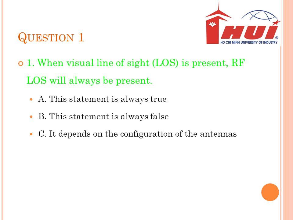 Q UESTION 12 12.