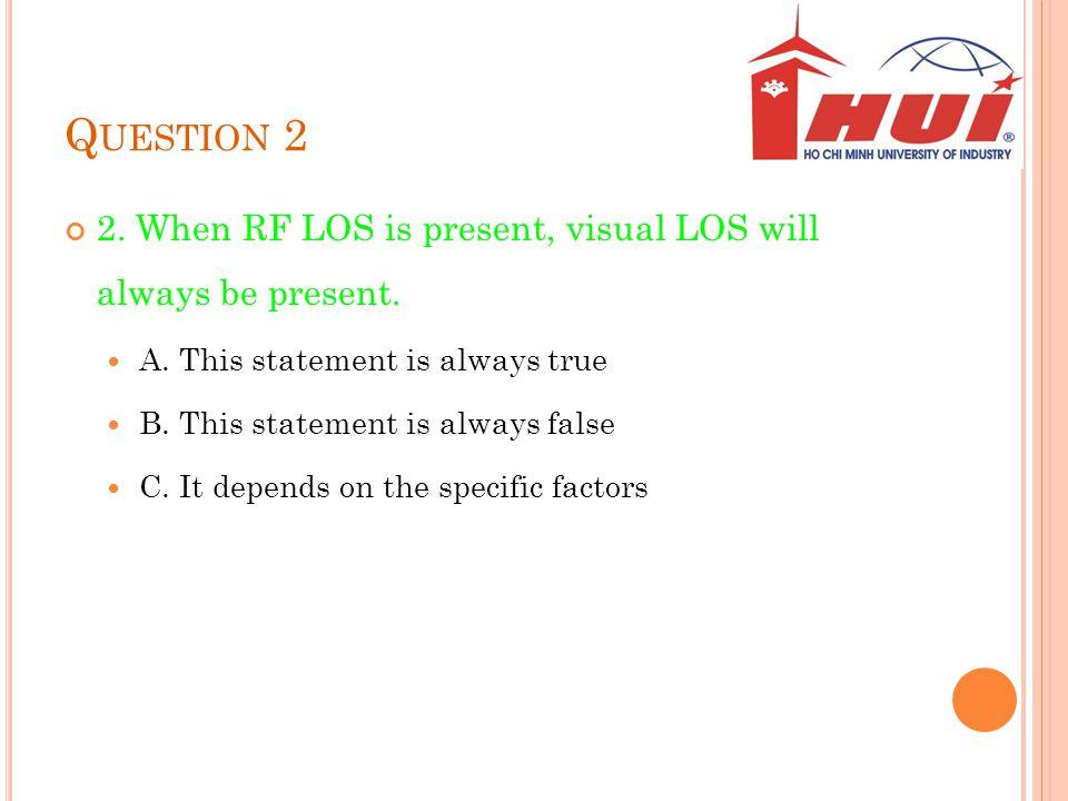 Q UESTION 13 13.