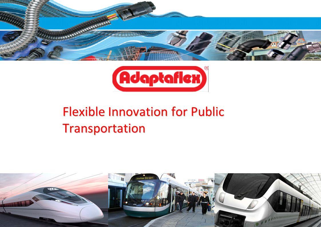 Flexible Innovation for Public Transportation