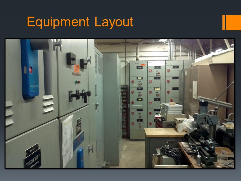 Equipment Layout