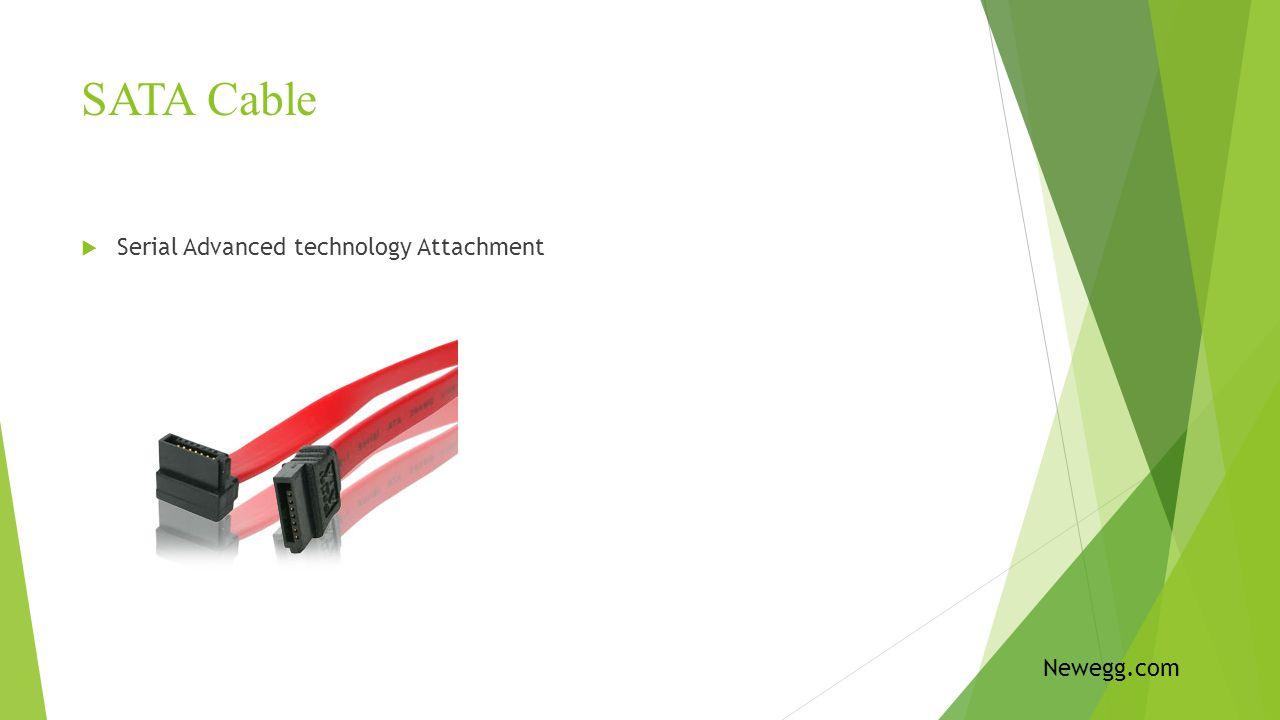 SATA Cable Serial Advanced technology Attachment Newegg.com