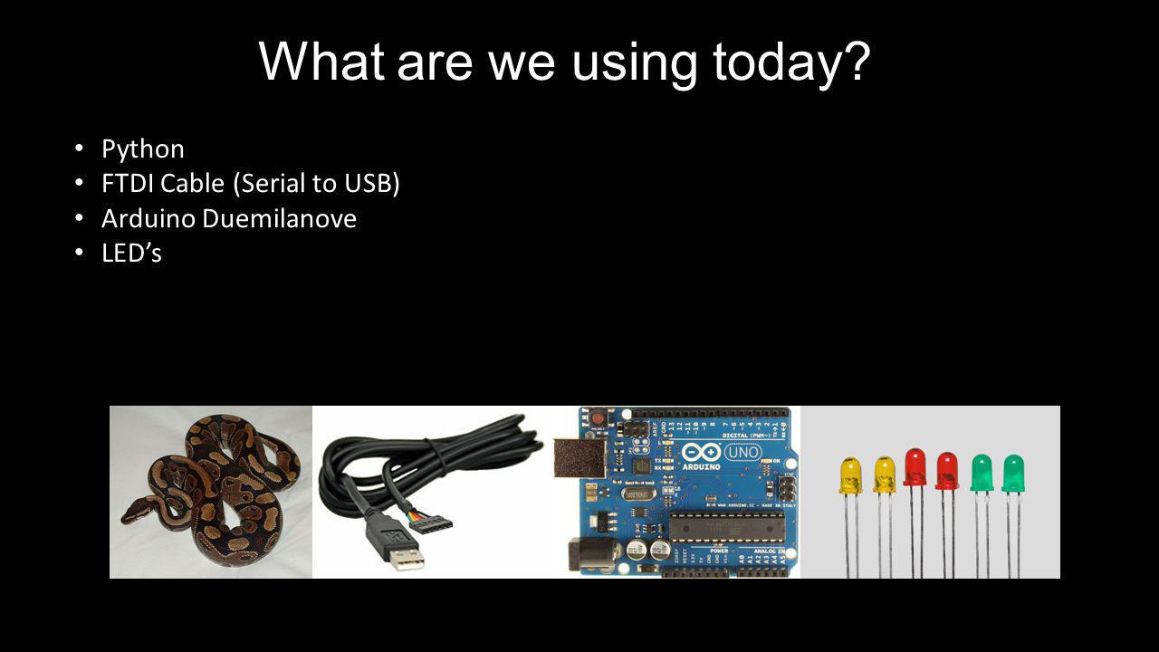 Wired Hardware Communication