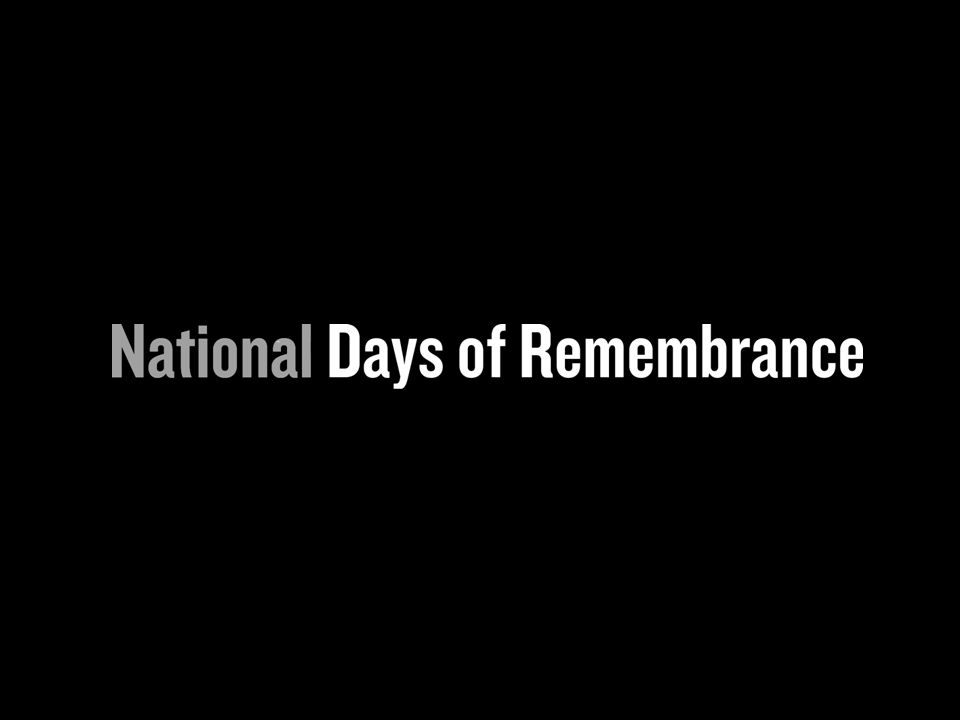 The 2014 Days of Remembrance invite us to look back at two seminal events in Holocaust history that raise questions about the responses of the United States to the widespread persecution and mass murder of the Jews of Europe.