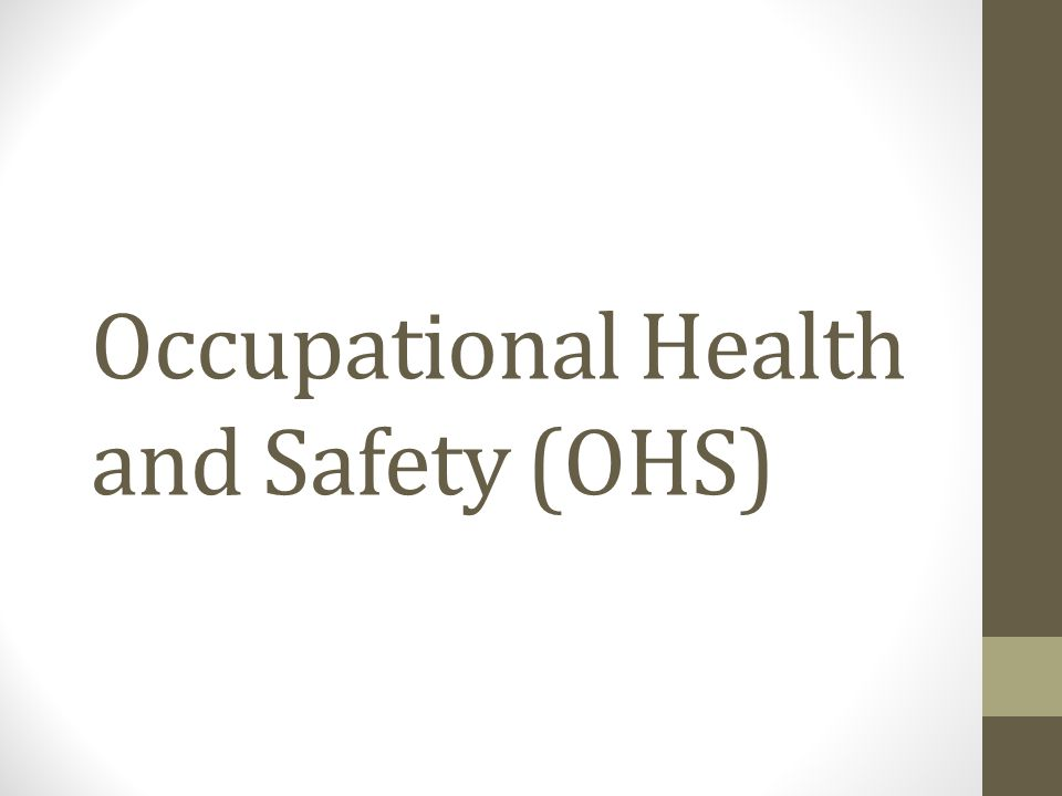 It is also expected that they can give at least six occupational health and safety (OHS) that are related to computer hardware servicing.