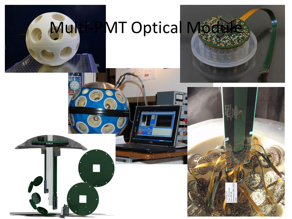 Multi-PMT Optical Module