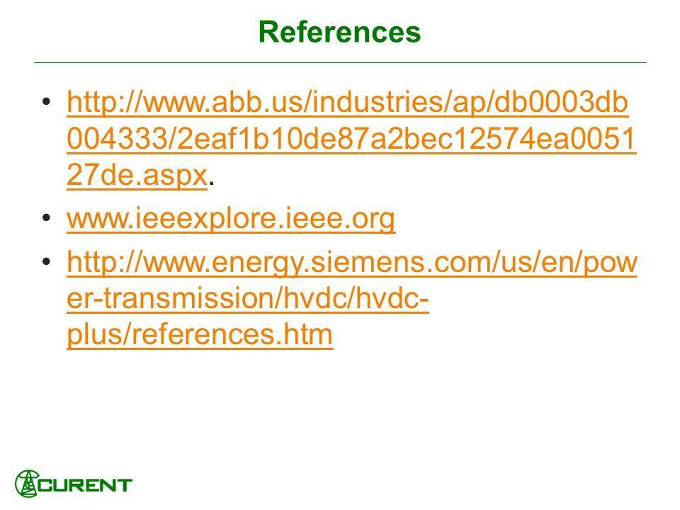 References http://www.abb.us/industries/ap/db0003db 004333/2eaf1b10de87a2bec12574ea0051 27de.aspx.http://www.abb.us/industries/ap/db0003db 004333/2eaf