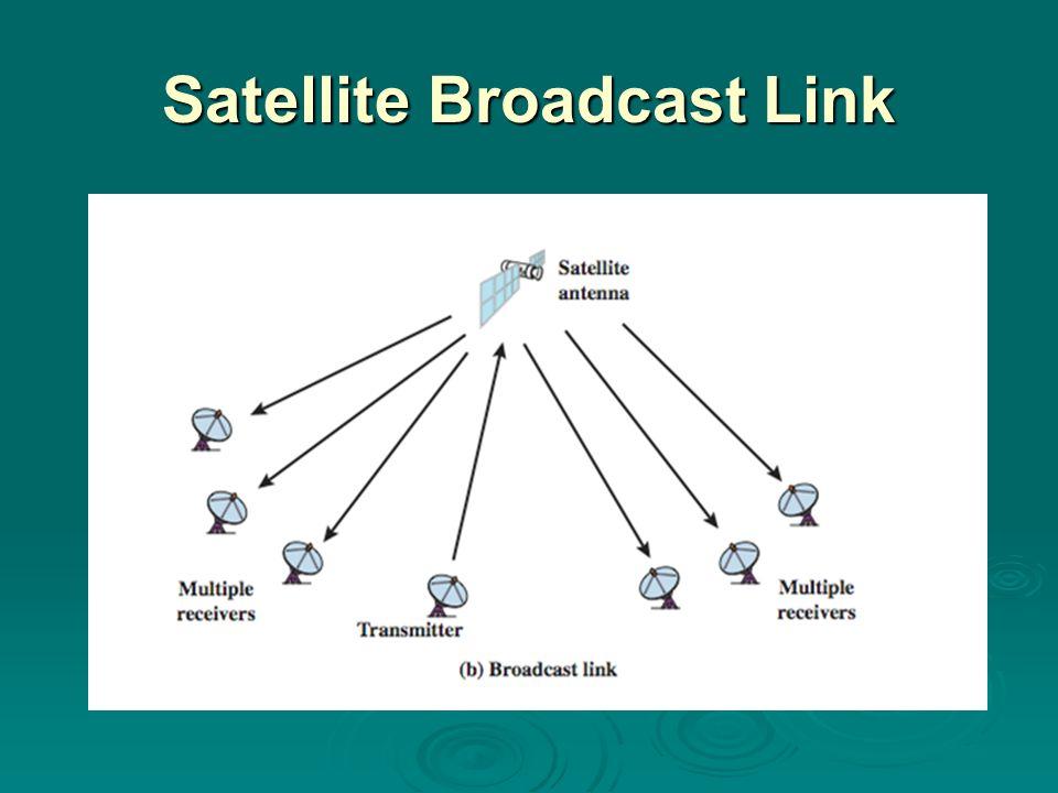 Satellite Broadcast Link