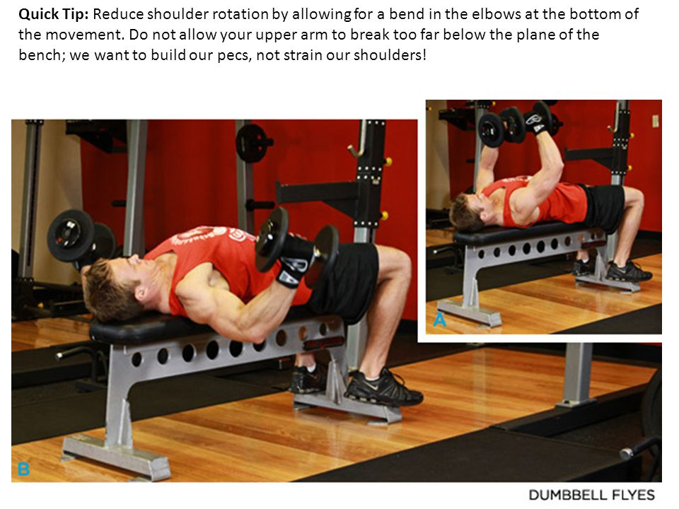 EXERCISE 1// (4 sets of 10-18 reps) DUMBBELL SHOULDER PRESS The wide rep range is in place to keep the body guessing.