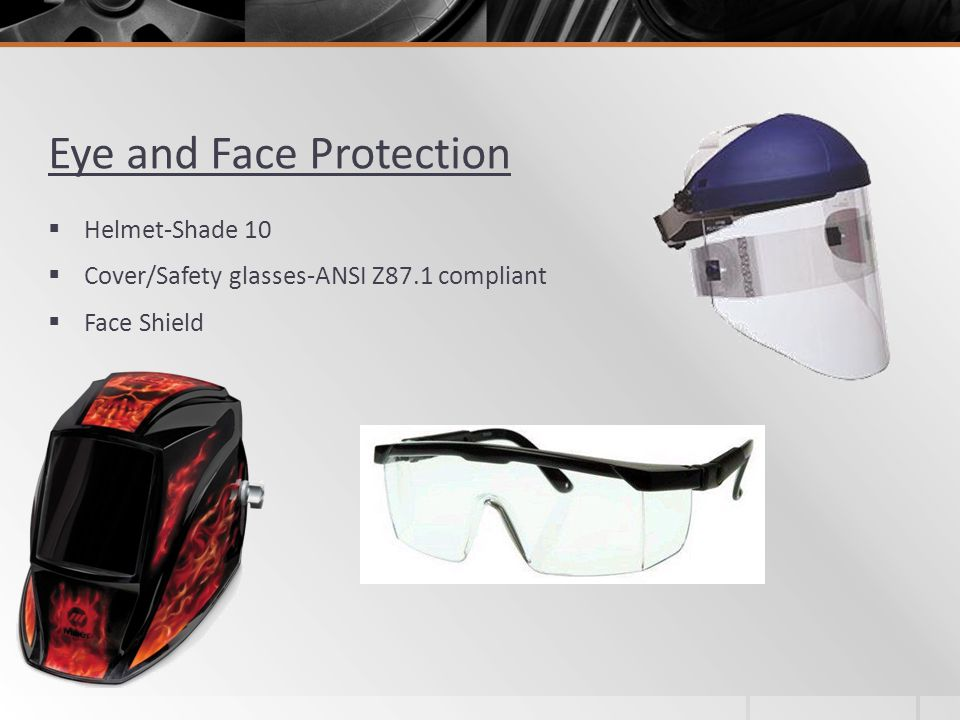 Eye and Face Protection Helmet-Shade 10 Cover/Safety glasses-ANSI Z87.1 compliant Face Shield