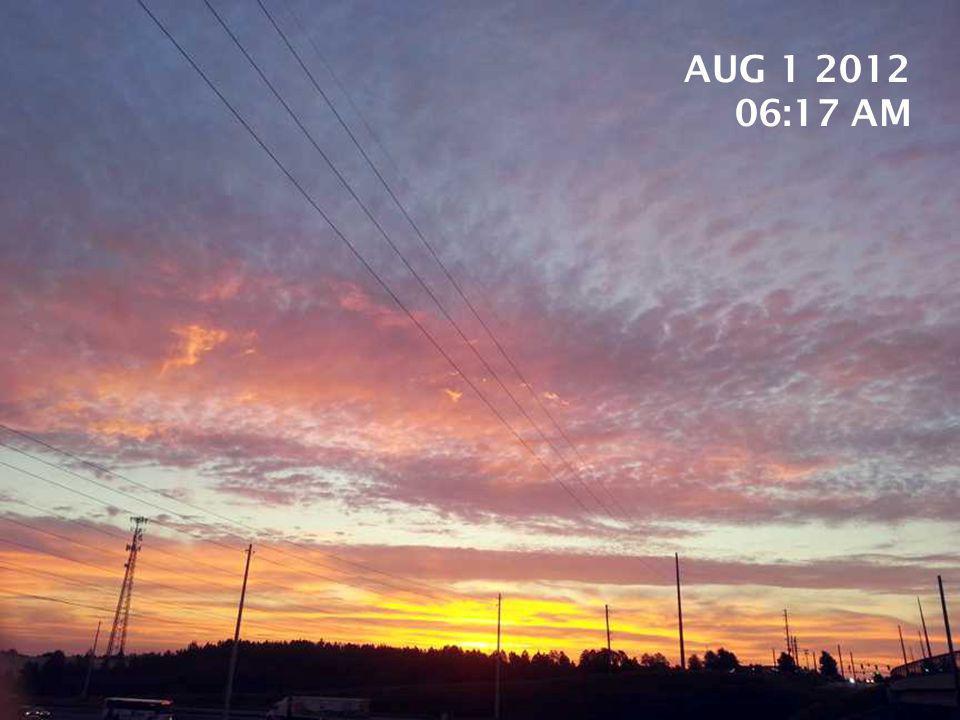 AUG 1 2012 06:17 AM