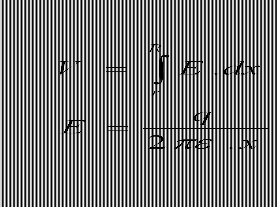 r: conductor radius.R: Outside radius of insulation or inside radius of sheath.