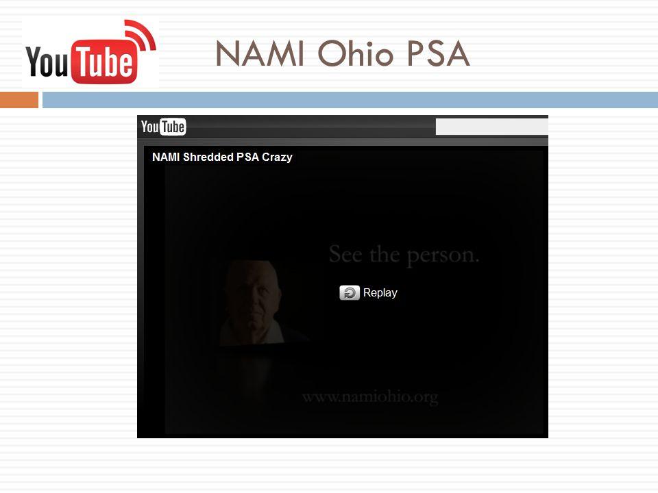 NAMI Ohio PSA