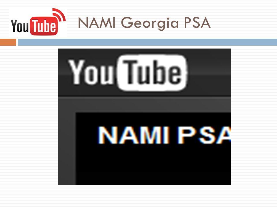 NAMI Georgia PSA