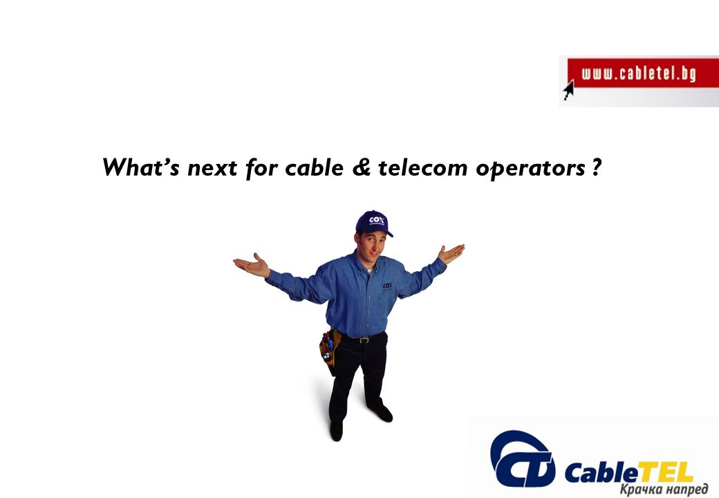 Whats next for cable & telecom operators