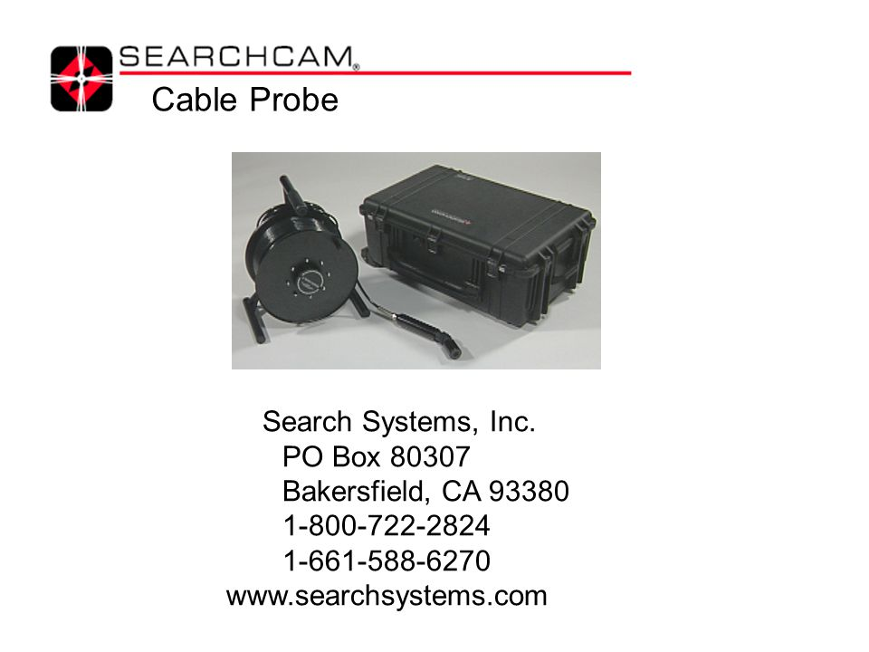 Search Systems, Inc.