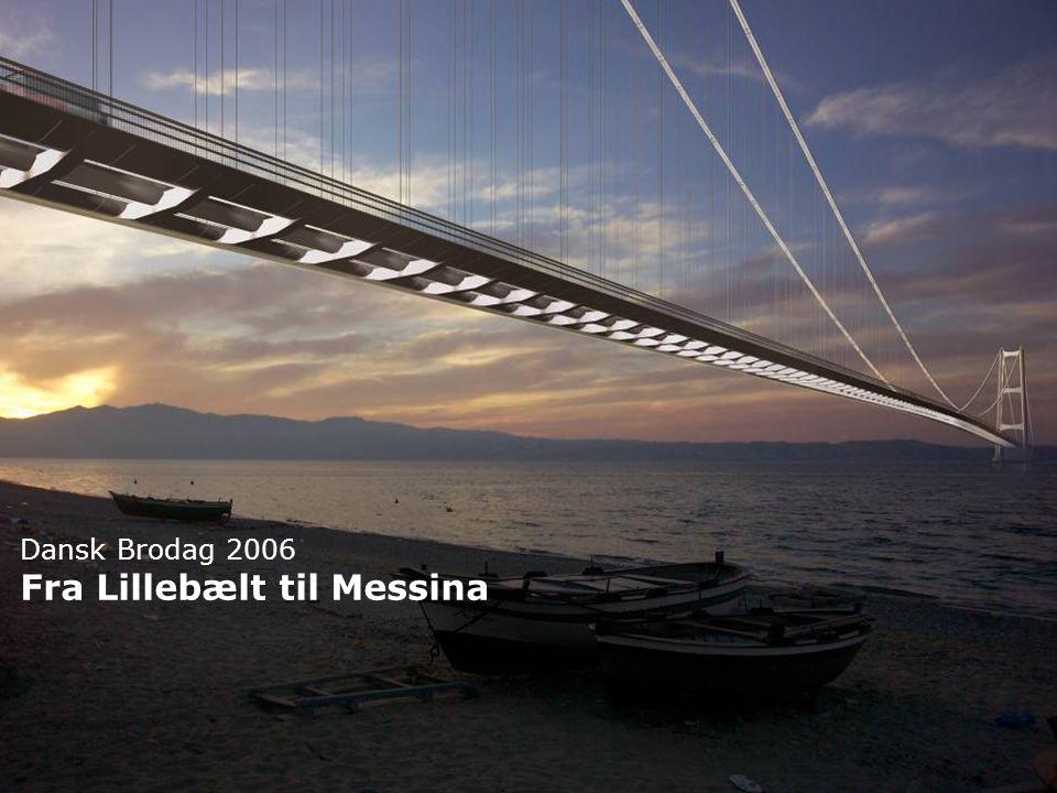 Messina Bridge Dansk Brodag 2006 Fra Lillebælt til Messina