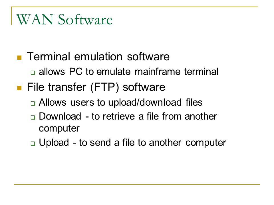 WAN Topology Wide Area Backbone LAN Net A Happy Router