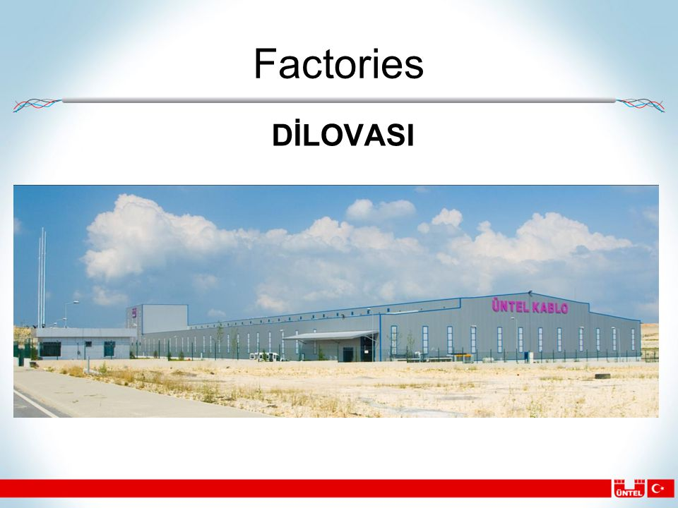 Factories DİLOVASI