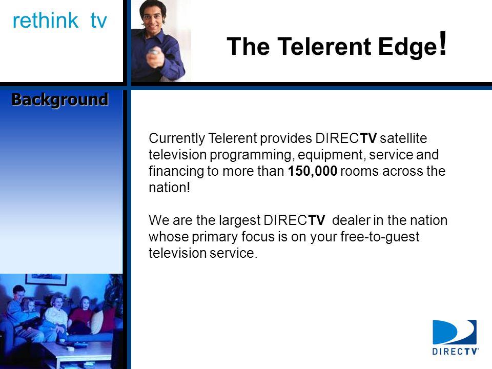 rethink tv The Telerent Edge .