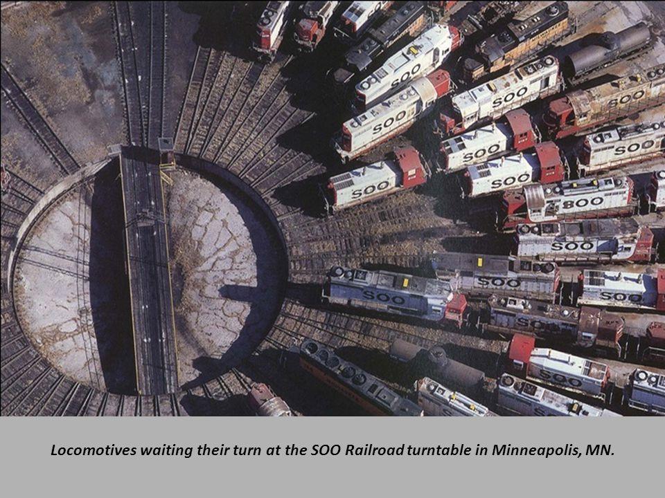Nuremberg Rail Yard.