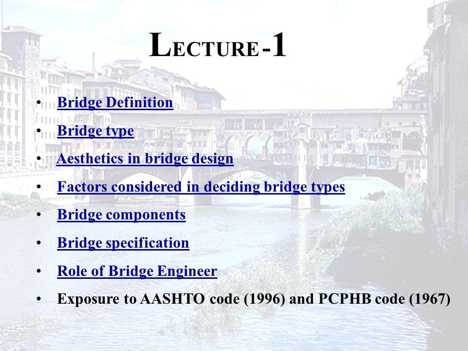 What is a BRIDGE.