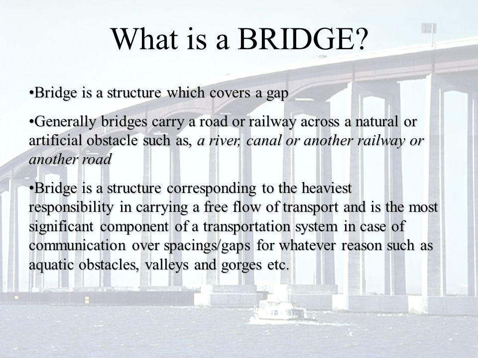 Main Structure Above the Deck Line Suspension Bridges Cable Stayed Bridges Through-Truss Bridge