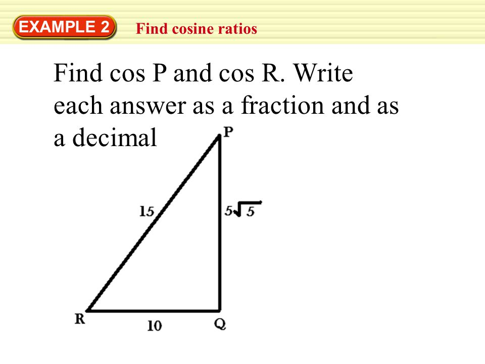 write each decimal as a fraction