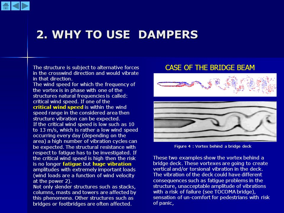 4. PRACTICAL EXAMPLES Figure 41 : detail of a light pole damper 4.4 light poles…