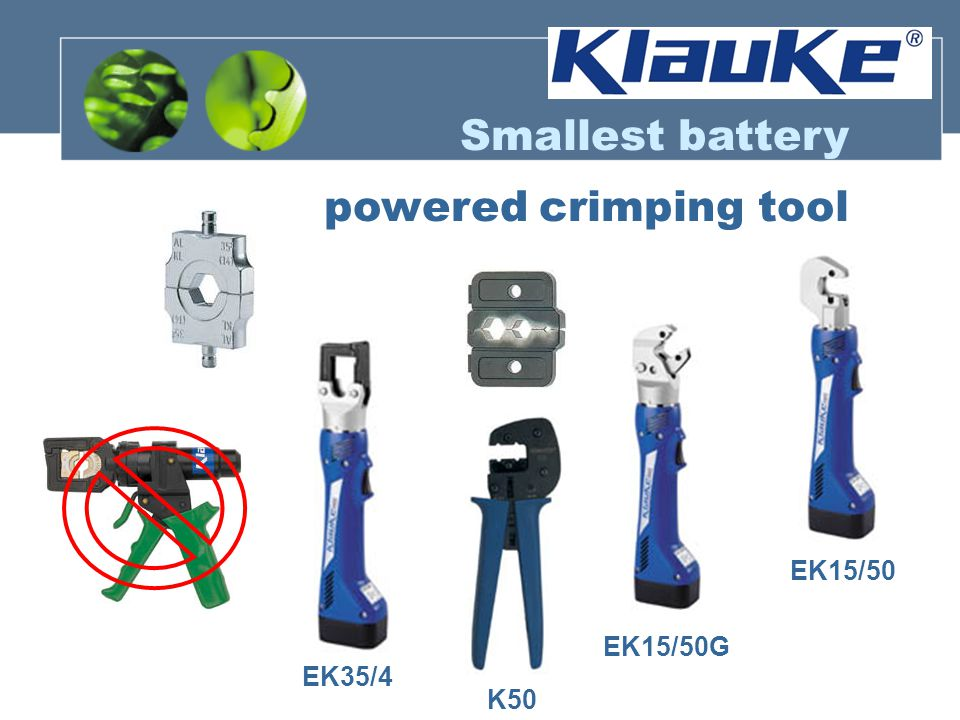 holemaking tools, cable installation equipment, busbar processing tools
