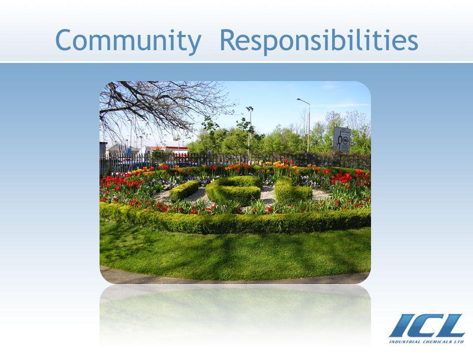 Community Responsibilities