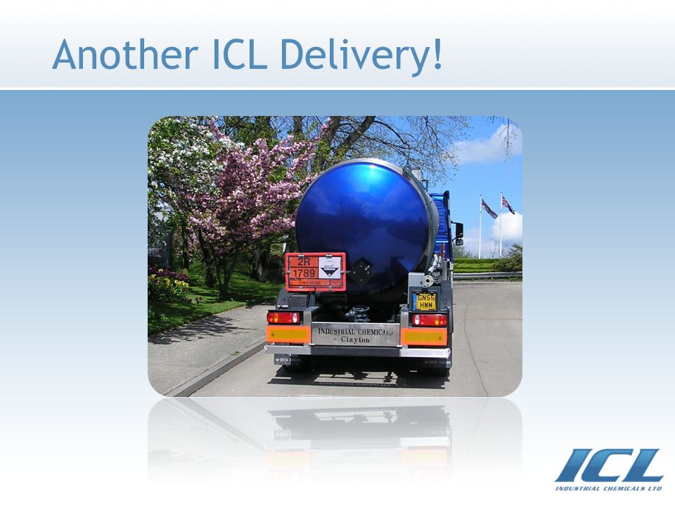 Another ICL Delivery!