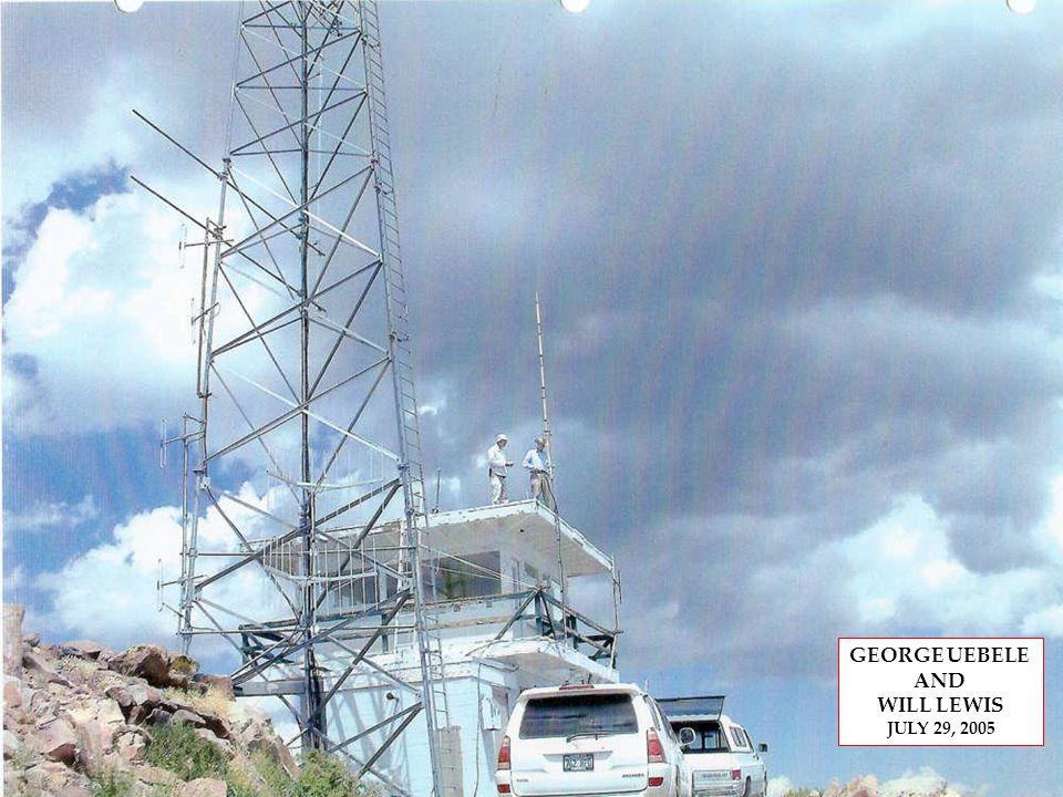 East Peak Antenna Tower