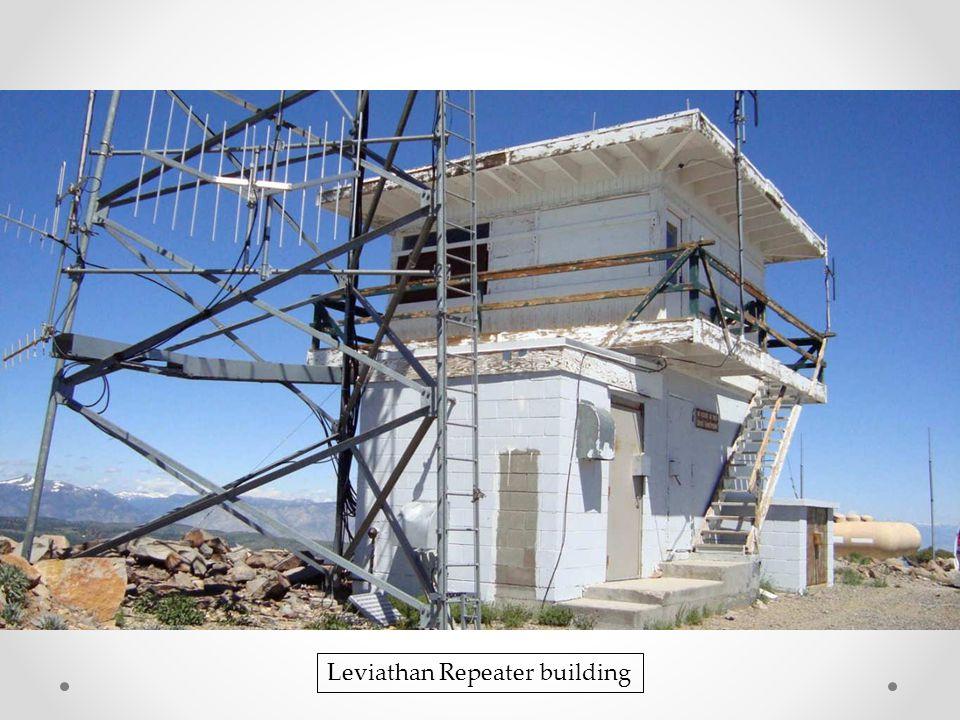 Leviathan equipment room